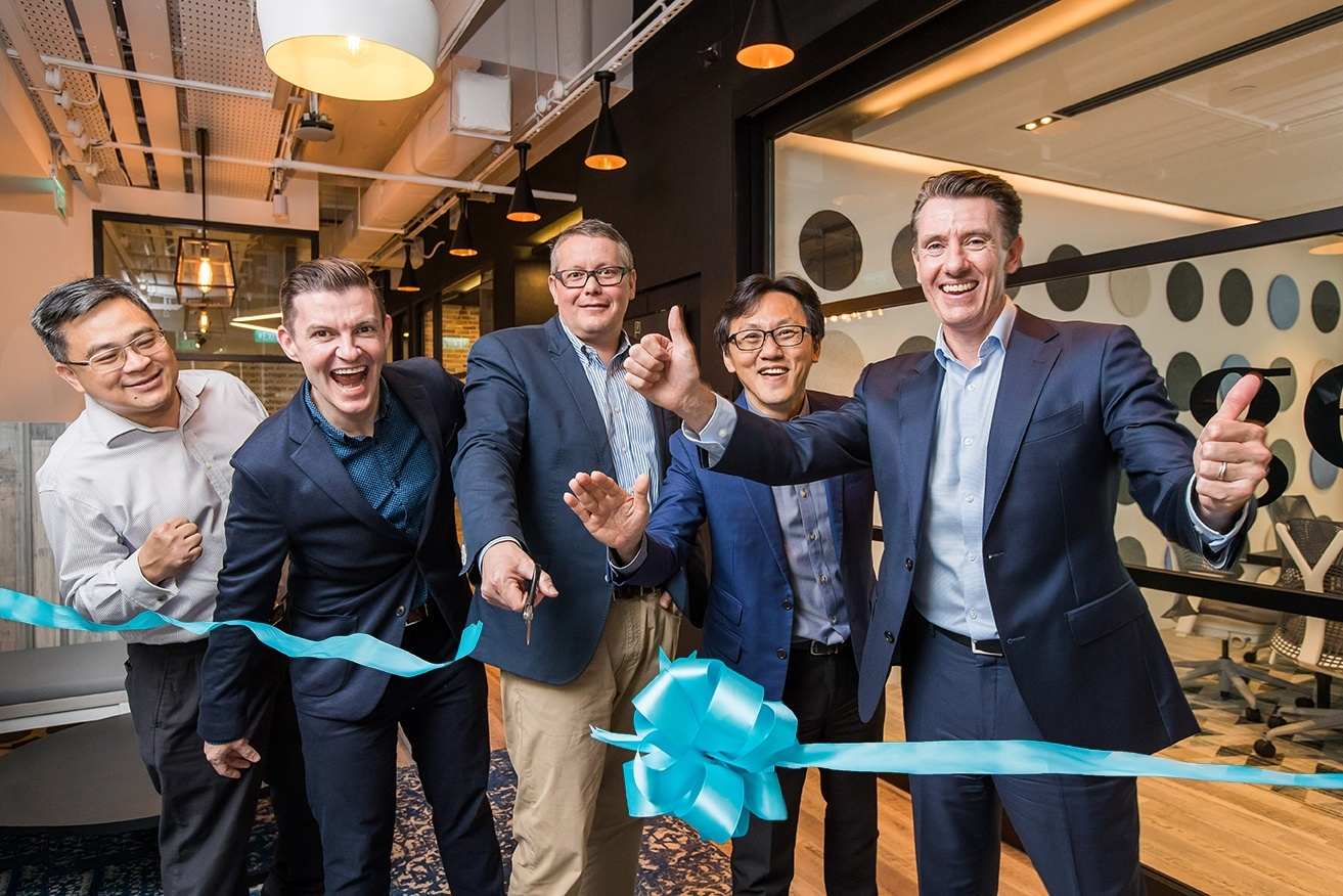 Whispir opens doors to new Singapore office as it plans local investment in innovation